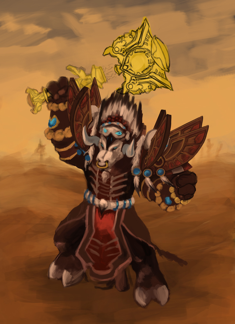 Archdruid of Theorycrafting, Tree of Calculation, Moonkin of Mathfire
