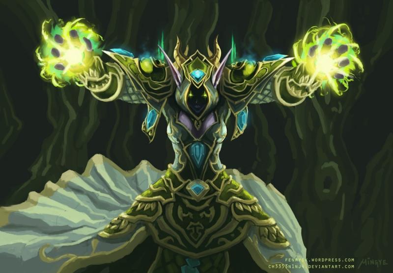 wrath of the emerald dream