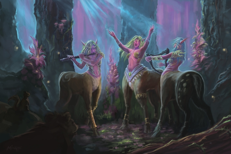 Forest Song of Ashenvale
